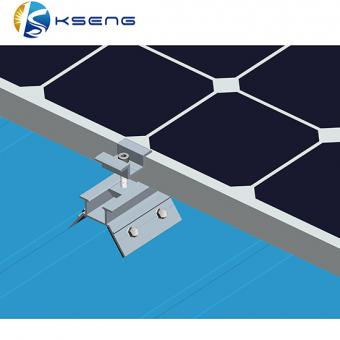 Railless Solar Racking